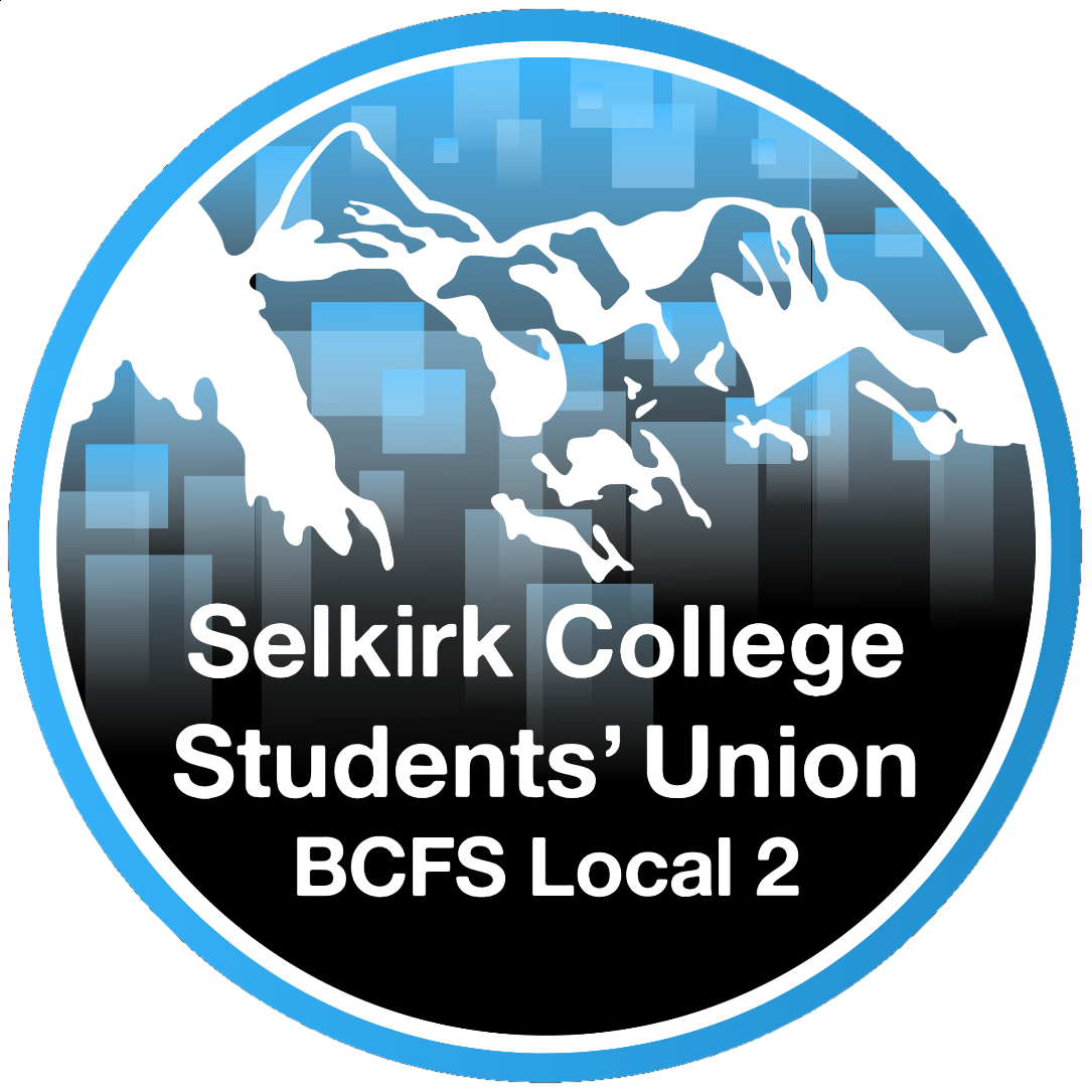 Selkirk College Students' Union Logo